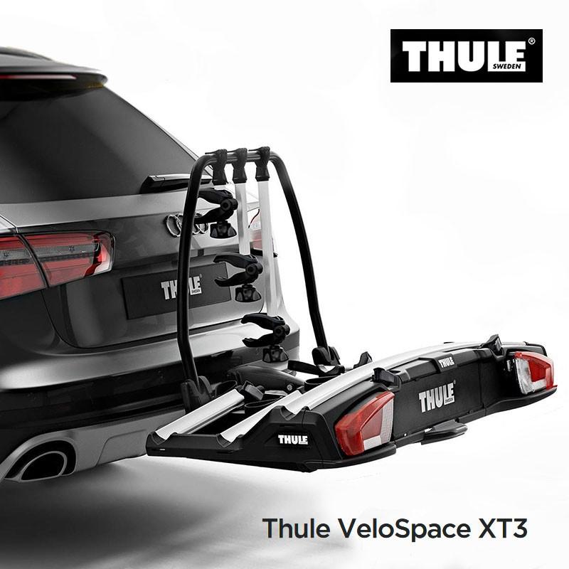 on wholesale official store best place THULE VeloSpace XT - Porte-vélos plateforme pour 3 (+1) vélos, incl...