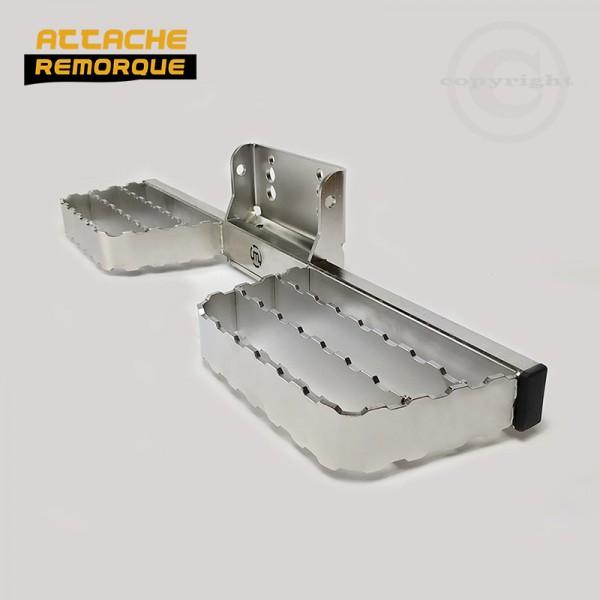 Marche Pied compact pour véhicule utilitaire, Fourgons et 4x4 METEC M888419