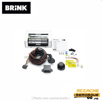 Faisceau spécifique 7 broches pour Honda CR-V 5 (inclus Hybride) (10/2018 - ) BRINK  714563