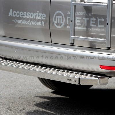 Marche-pied arrière pour VW Transporter T5 (2003 - 2015) METEC 840389/606