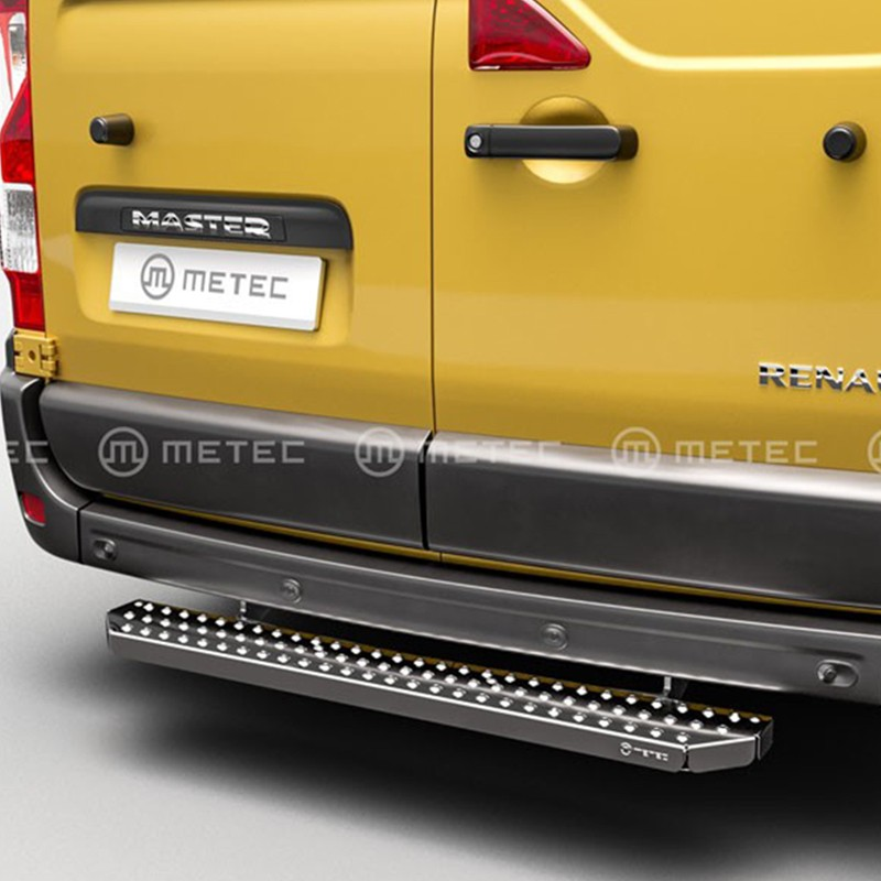 Marche-pied arrière pour Renault MASTER 3 (2010 - ) METEC 828497/606