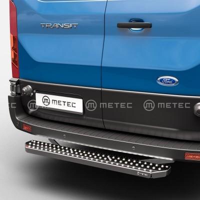 Marche-pied arrière pour Ford TRANSIT CUSTOM (2013 - 2017) METEC 807286/606