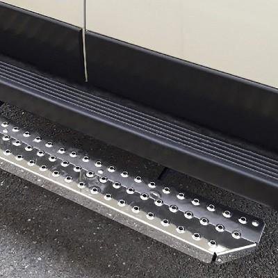 Marche pied arrière pour Citroën JUMPER II (Phase 1 et 2) (2006 - ) METEC 826308/606