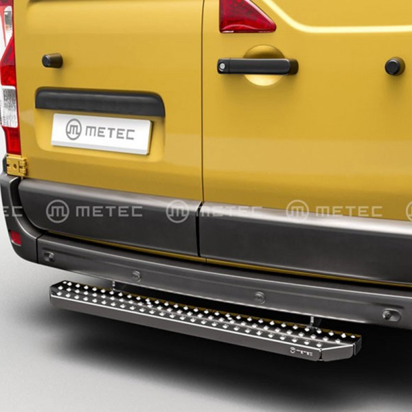 Marche-pied arrière pour Opel Movano B (2010 - 2019) Attache Remorque 828497/606