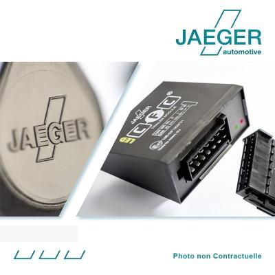 Faisceau d'attelage 7 broches + Boitier électronique universel JAEGER Automotive 12400510