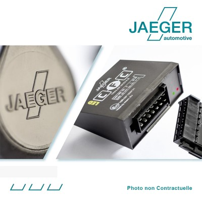 Faisceau 7 broches spécifique Citroën SPACE TOURER (7/2016 - ) JAEGER Automotive 12500626