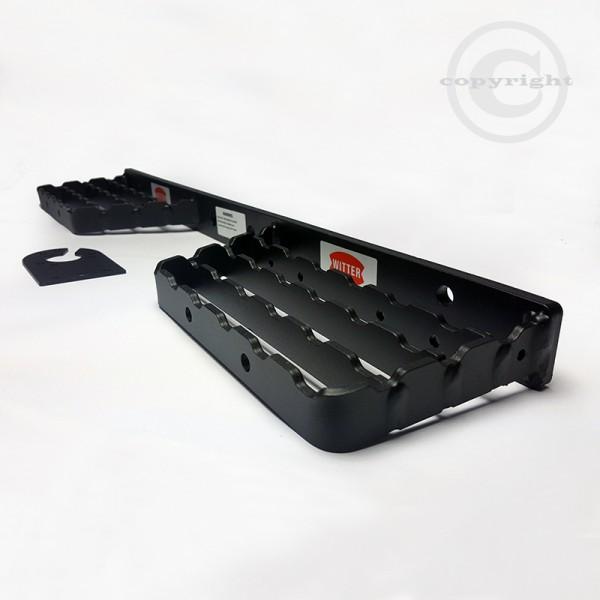 Marche pied arrière pour Utilitaire (couleur noir) WITTER Z73B