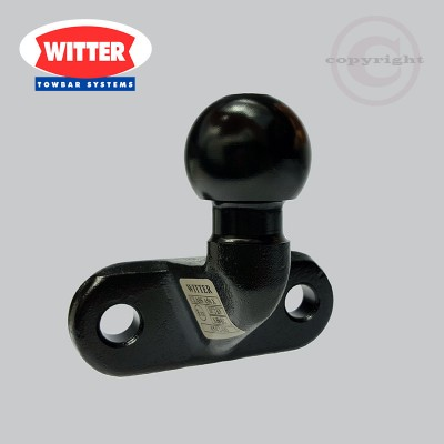 Attelage Witter pour Nissan PRIMASTAR (10/2006 - 08/2014) WITTER RN88A