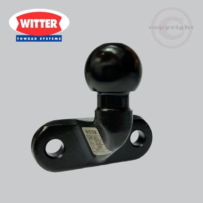 Attelage Witter pour Opel VIVARO (10/2006 - 08/2014) WITTER RN88A