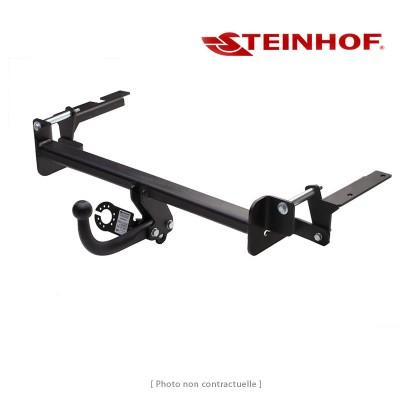 Attelage pour Opel CORSA D 3 / 5 Portes (10/2006 - 2014) STEINHOF O-128