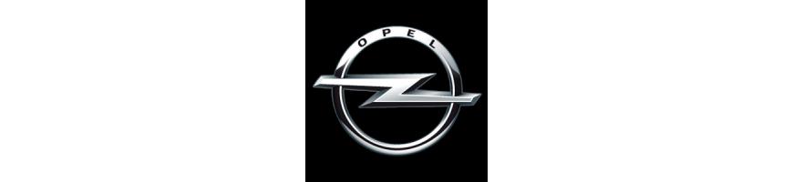 Attache Remorque Opel MERIVA